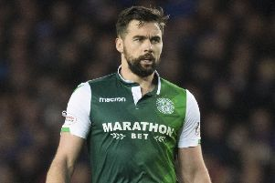 Darren McGregor has called on Hibs' youngsters to challenge for the first team. Picture: SNS Group