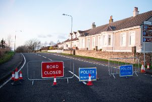 The road was closed for around 8 hours while investigations were conducted at the scene.