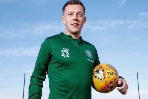 Celtic's Callum McGregor. Picture: SNS