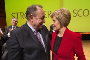 SNP heavyweights: There is no appetite for a second independence referendum