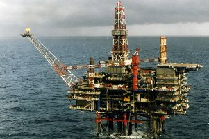 Volanoes in the North Sea could be a major resource for oil and gas. Picture: Hamish Campbell