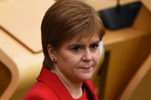 First Minister of Scotland Nicola Sturgeon. Picture: ANDY BUCHANAN/AFP/Getty Images