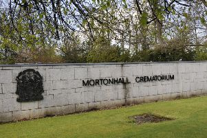 In 2013 at least 250 dead babies cremated at Mortonhall Crematorium in Edinburgh were buried in secret. Picture: Greg Macvean