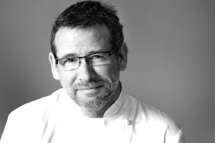 Andrew Fairlie,  the renowned chef, has died after a long-term battle with a brain tumour, it was announced on Tuesday. Picture: PA Wire