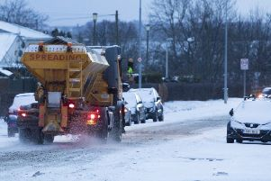 Council workers have been advised to start saving their annual leave in case a large snowstorm hits. Picture: SWNS