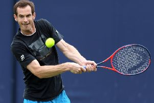 Andy Murray is considering hip surgery. Picture: Steven Paston/PA Wire