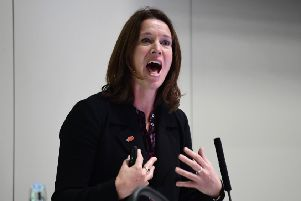 Scotland's Chief Medical Catherine Calderwood (Picture: John Devlin)