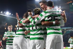 Celtic sit between 40th and 50th place in the Deloitte Football Money League. Picture: SNS