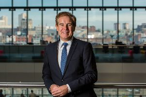The Smart Cities programme aims to make our urban centres more attractive to potential investors and residents, says Sime. Picture: John Young