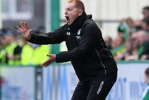 Neil Lennon has been involved in a number of touchline flashpoints. Pic: SNS