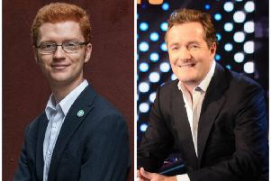 Ross Greer has agreed to appear opposite Piers Morgan on Good Morning Britain. Picture: TPSL/PA