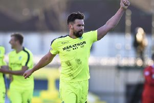 Darren McGregor revealed that Sunday's second-half fightback came after a half-time dressing down by interim head coach Eddie May. Picture: SNS.