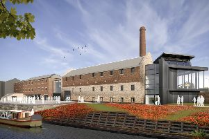 Green light for revival of Falkirk's historic Rosebank Distillery