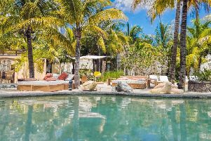 Pools and an outdoor spa make Angsana Balaclava in Mauritius the perfect place to balance the mind, body, senses and soul