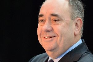 Alex Salmond  (Photo by Jeff J Mitchell/Getty Images)