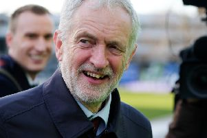 The cries of 'Oh Jeremy Corbyn' have faded as he has failed to live up to his early promise (Picture: Ian Forsyth/Getty)