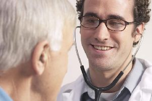 Simply talking to a patient, even one with a terminal disease, can make them feel better (Picture: PA)