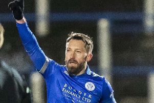 Stephen Dobbie's hat-trick in Queen of the South's Scottish Cup victory over Dundee took him on to 37 goals for the season. Picture: SNS.