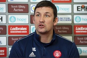 Martin Canning left his job as Hamilton Accies manager earlier this week. Picture: SNS
