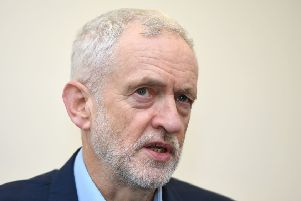Labour leader Jeremy Corbyn's Brexit strategy seems to ignore Scotland (Picture: Joe Giddens/PA Wire)
