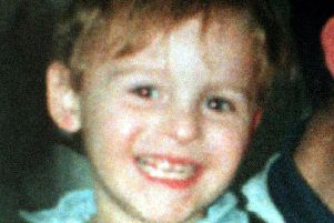 James Bulger was killed by Jon Venables and Robert Thompson on a railway line in Liverpool in February 1993 (Picture: PA)
