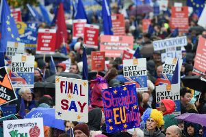 The strength of support for remaining in the EU has largely been ignored by both main UK parties (Picture: Jeff J Mitchell/Getty)