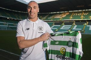 Celtic captain Scott Brown has agreed a new two-year deal with the club. Picture: SNS/Paul Devlin