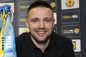 Scottish boxer Josh Taylor. Picture: SNS