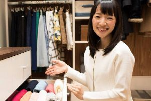 'Expert declutterer' Marie Kondo has graduated to her own Netflix series