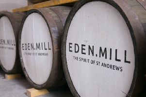 Since launching in 2012, Eden Mill has expanded to produce a range of hundreds of gin, whisky, beer and liqueur products.
