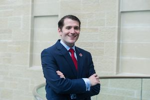 Glasgow North East MP Paul Sweeney. Picture: John Devlin