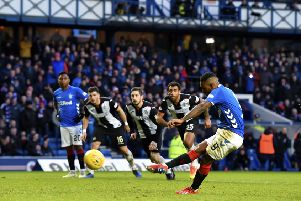 Revealed: How many penalties each Scottish Premiership side have been awarded