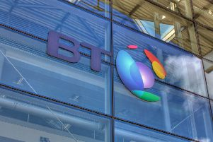 The group is one of the biggest private sector employers in Scotland. Picture: Adam Liversage/BT