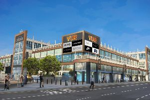 Multi-million makeover for West Lothian mall
