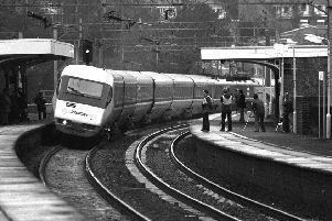 BR's high-speed, tilting Advanced Passenger Train reached 162mph but was beset by problems (Picture: PA)