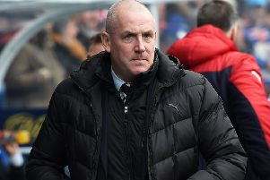 Mark Warburton has been speaking about his time as Rangers boss. Picture: SNS Group