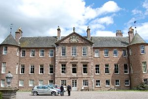 Brechin Castle will go on the market in the Spring. PIC: Creative Commons.