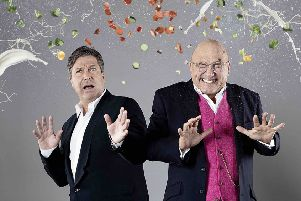 MasterChef judges John Torode (left) and Gregg Wallace.  Picture: BBC/PA Wire