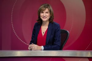 Fiona Bruce was revealed as the new presenter of the long-running Question Time series last year