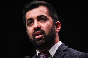 Humza Yousaf warned against a 'culture of acceptance'. Picture: Getty
