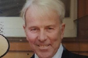Allan Burns, from Kilbarchan in Renfrewshire, was last seen on the afternoon of Friday January 18. Picture: PA