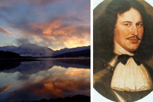 A service will be held at Loch Eil in Lochaber, the final resting place of Sir Ewen of Lochiel, the revered 17th chief of Clan Cameron. PIC: Pixabay/Creative Commons.