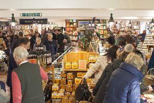 Sales have reached nearly �30m with the retailer optimistic ' but anxious over the impact of Brexit. Picture: contributed.