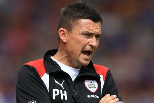 Paul Heckingbottom is now the front-runner to take over at Hibs