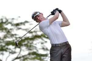 Euan Walker storms into four-shot lead in African Amateur with round to go
