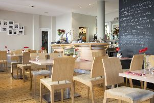 Popular Edinburgh restaurant in  Morningside up for sale