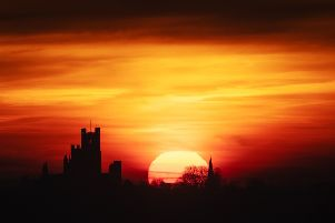 Are you too caught up in future worries to just enjoy the beauty of a sunrise? (Picture: Joe Giddens/PA Wire)