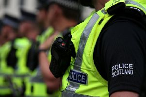 Search warrants were carried out with heroin, cocaine and illegally obtained tablets among the substances seized. Picture: Andrew Milligan/PA Wire
