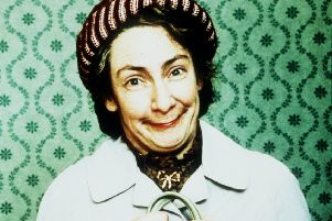 Mrs Doyle in 'Father Ted' was not a woman to take no for an answer