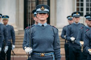 An RAF advert has won Channel 4's Diversity In Advertising Award, which comes with �1m of free airtime on the channel. Picture: PA